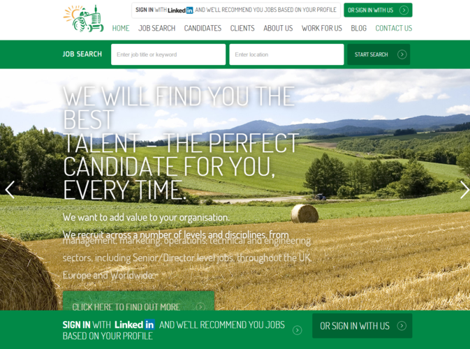 Agricultural Recruitment Specialists Agri Rs