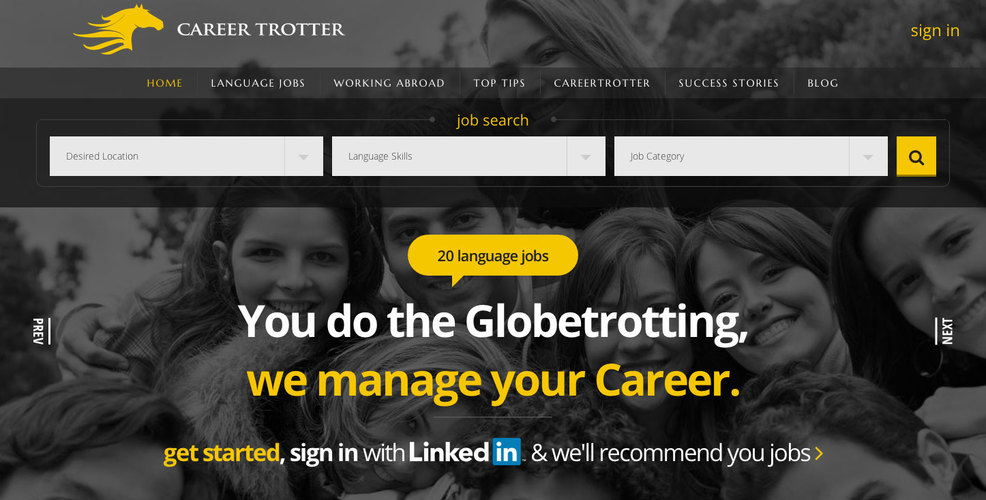 Careertrotter