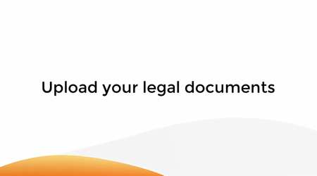 Upload Your Legal Documents